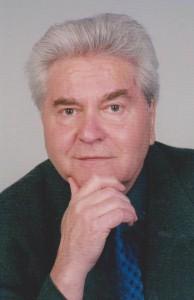 Ehrenpräsident der Leibniz-Sozietät Herbert Hörz (2001); Foto: privat