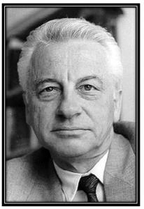 Prof. Dr. Willi Kunz; Foto: BBAW-Archiv