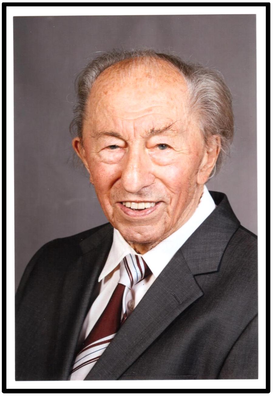 Karl Hohmuth 1929 - 2016