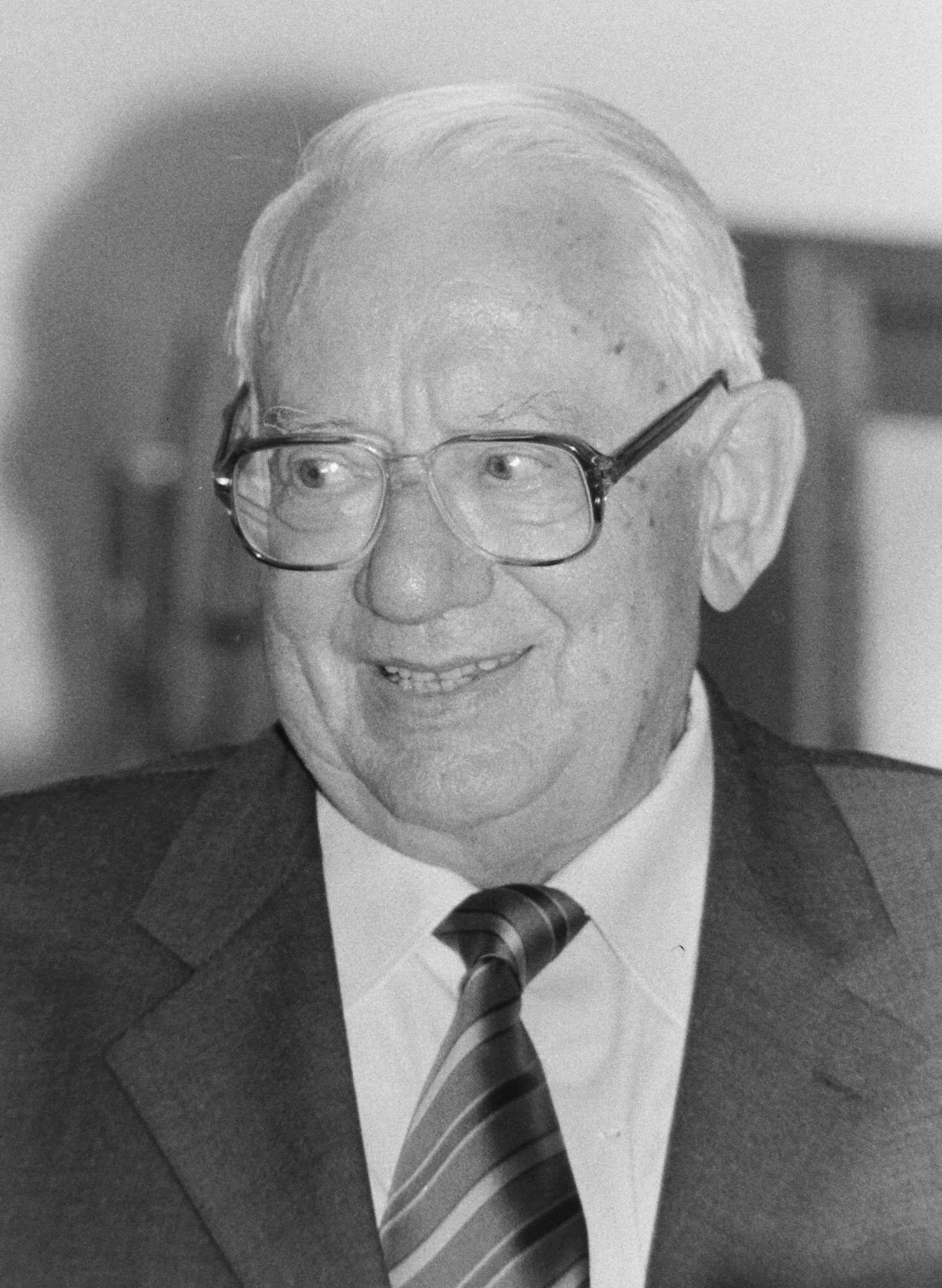 Günther Drefahl im Alter von 80 Jahren Foto: Dietmar Linke