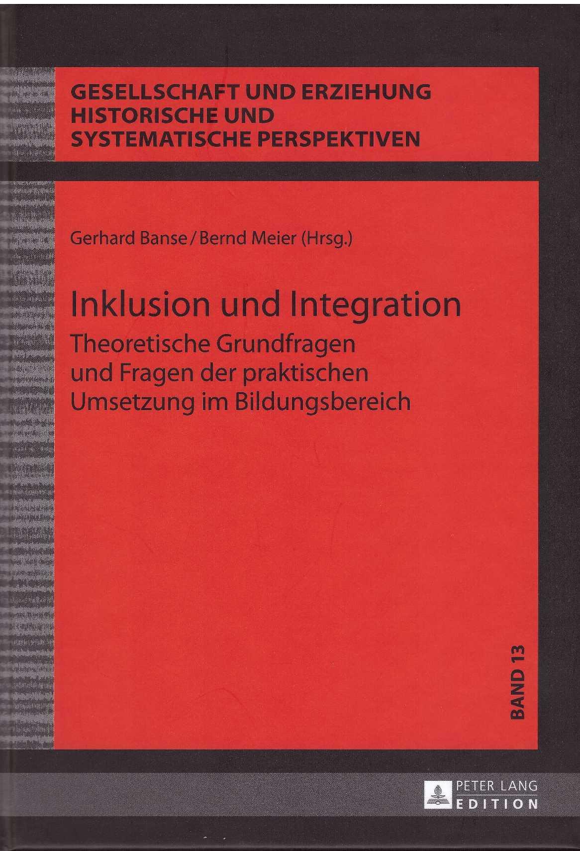 02 Buch Inklusion und Integration_Titelei