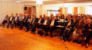Leibniz-Tag 2014, Saal links; Foto: D. Linke
