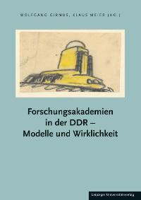 """Titel der Publikation: """"Forschungsakademien..."""""""
