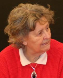 Friedhilde Krause, 2007; Foto: H. Wöltge