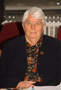 Gisela Jacobasch; Foto D. Linke