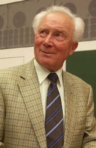 Ehrenmitglied Dr. Sigmund Jähn
