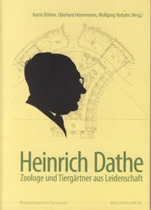 Heinrich Dathe; Titel