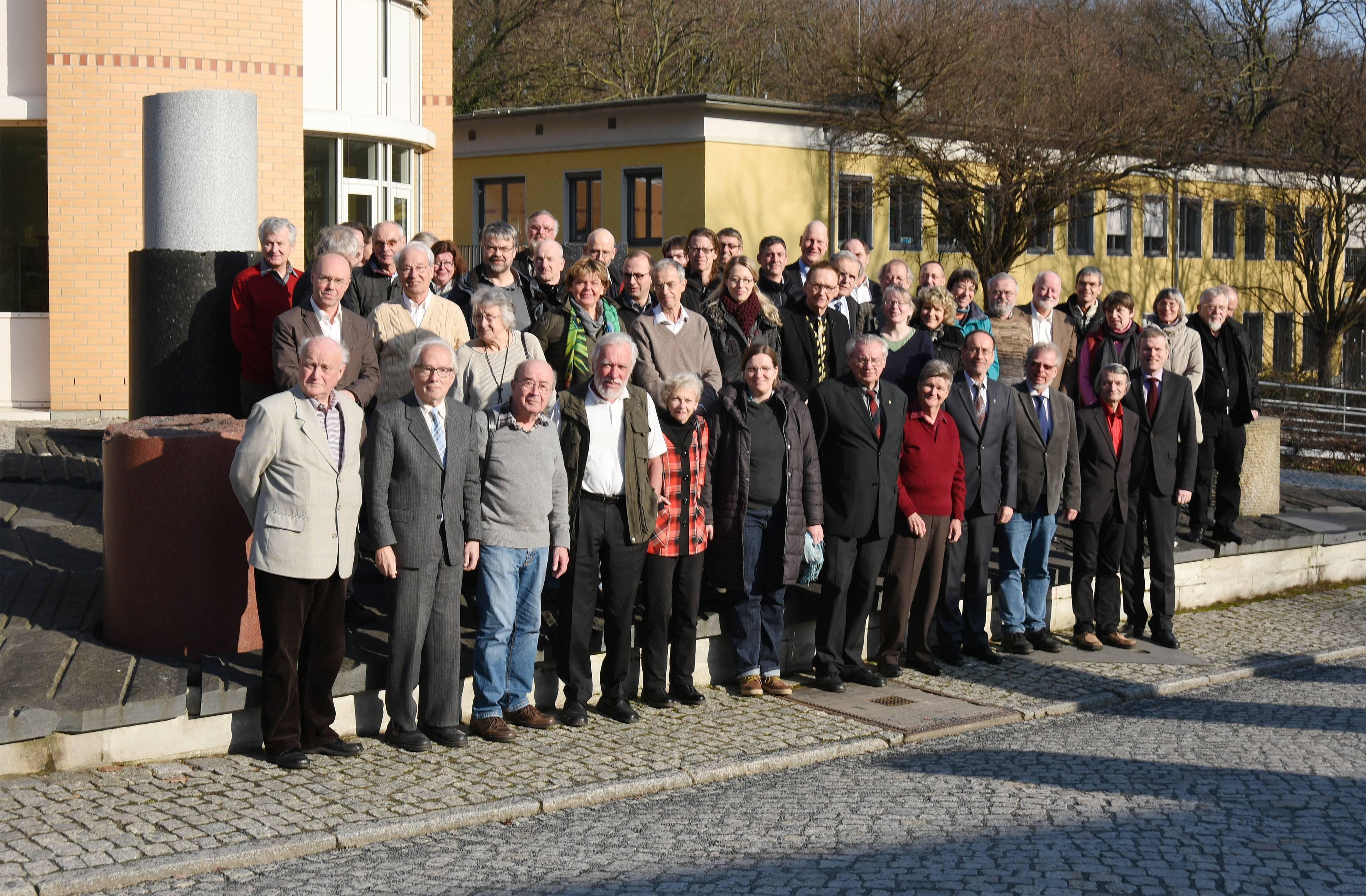 Teilnehmer Kolloquium am 16.02.2016