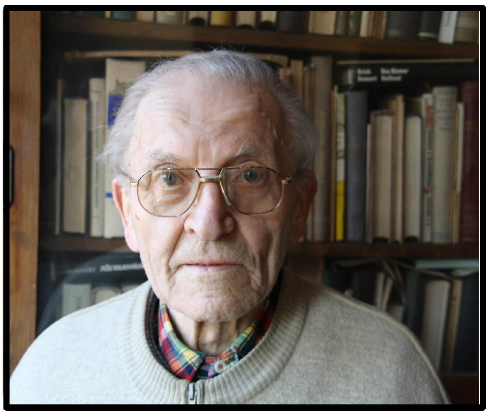 Prof. Dr. Günter Mühlpfordt; © Kurt Fricke